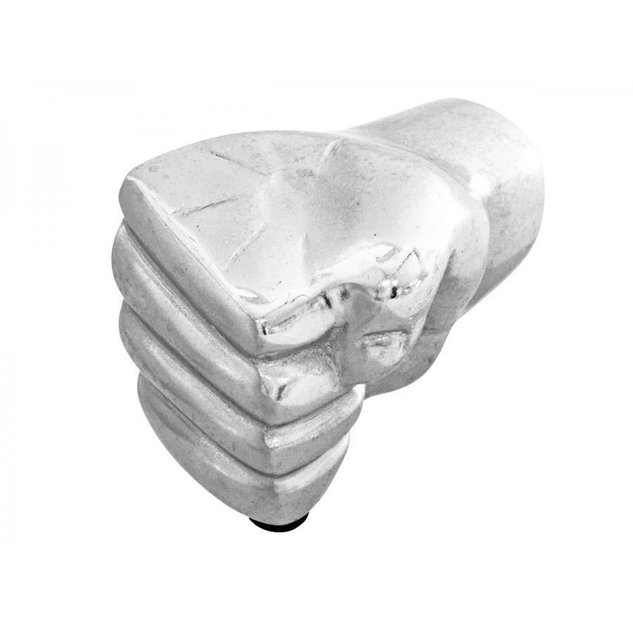 deko limbs silberne faust 18 00. Black Bedroom Furniture Sets. Home Design Ideas