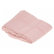 Bed Cover Soft Pink / 200x230 cm