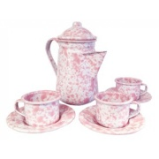 Kinder-Set Tea for 3 / pink