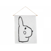 Rabbit Wall Hanging