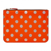 Wallet Dot Orange
