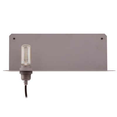 90° Wall Light / grey