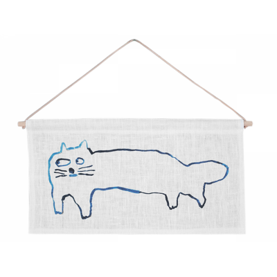 Cat Wall Hanging