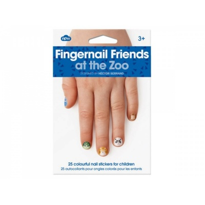 Fingernail Friends Zoo