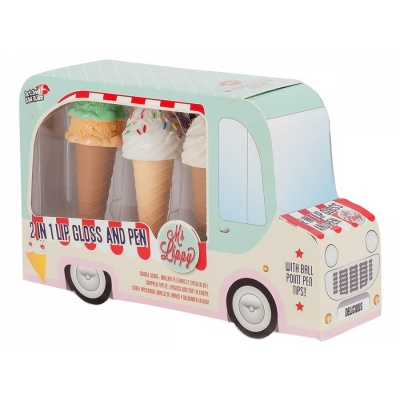 Ice Cream Van Lip Gloss