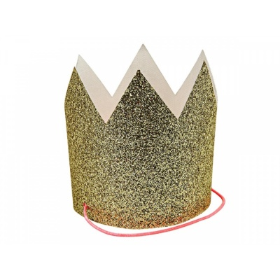 Mini Gold Crown