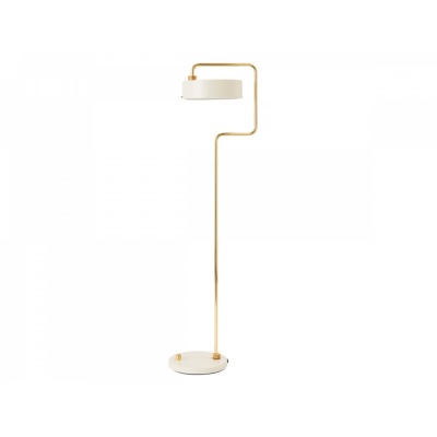Petite Machine Floor Lamp