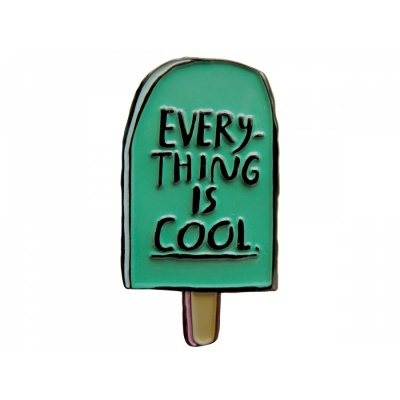 Pin Everything is Cool