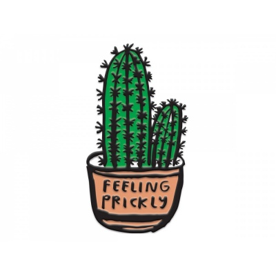 Pin Feeling Prickly