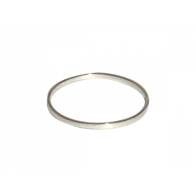 Stripe Ring No.1 / silver