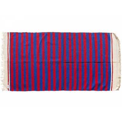 Teppich STRIPE RED X BLUE