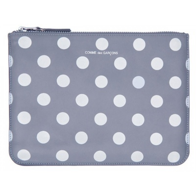 Wallet Dots Printed