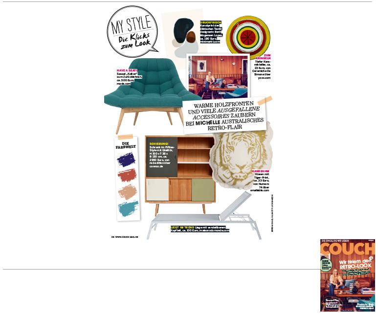 Minimarkt in der COUCH Ausgabe 10 2017