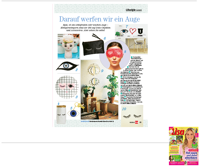 Minimarkt in der LISA Ausgabe 10 2018