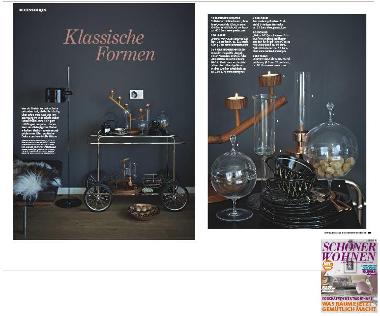 Minimarkt in der Schoener Wohnen Ausgabe 11 2013