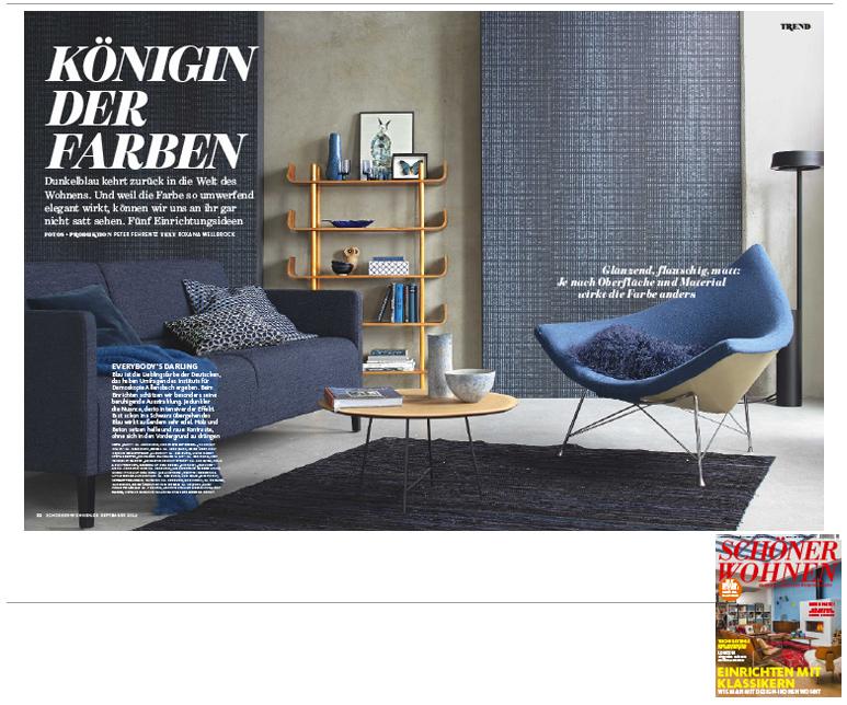Minimarkt in der SCHÖNER WOHNEN Ausgabe 9 2014