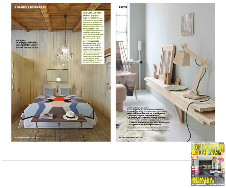 Schöner Wohnen Ausgabe 4 2014