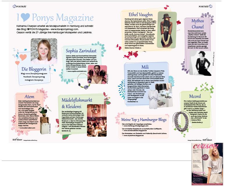 CEASON Ausgabe 2014