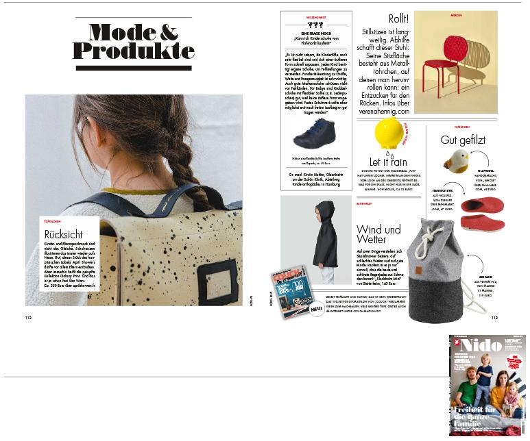 Minimarkt in der NIDO Ausgabe 12 2015