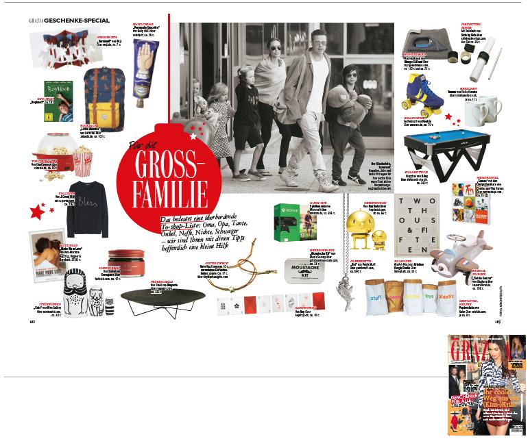 GRAZIA Ausgabe 50 2014