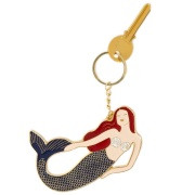 Key Ring MERMAID