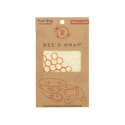 Bees Wrap Single / L