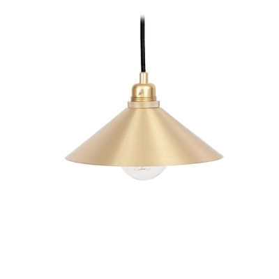 Cone Shade S / brass