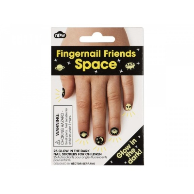 Fingernail Friends Space