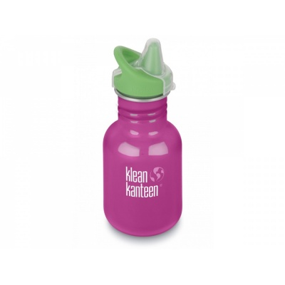 Trinkflasche KID CLASSIC Sippy Cap / Wild Orchid