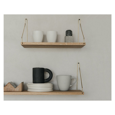 Shelf D20 W60 / Natural Oiled Oak
