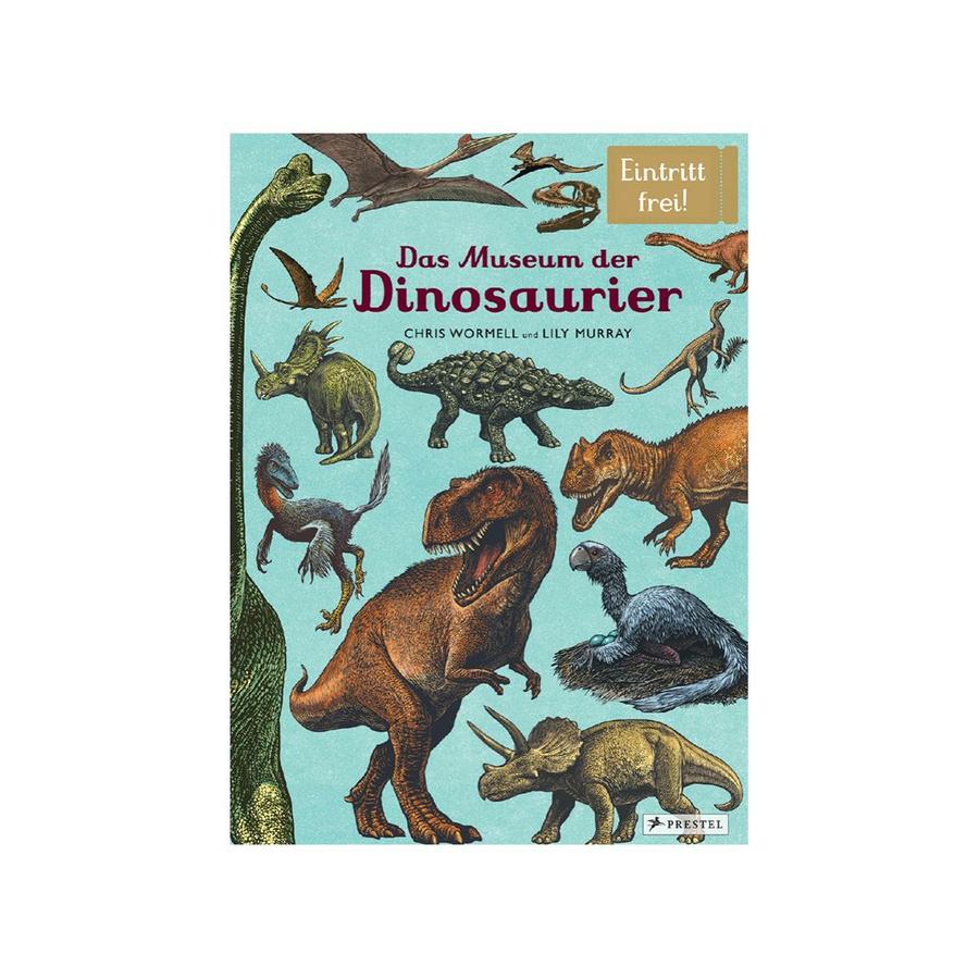 Das Museum Der Dinosaurier, 24,99