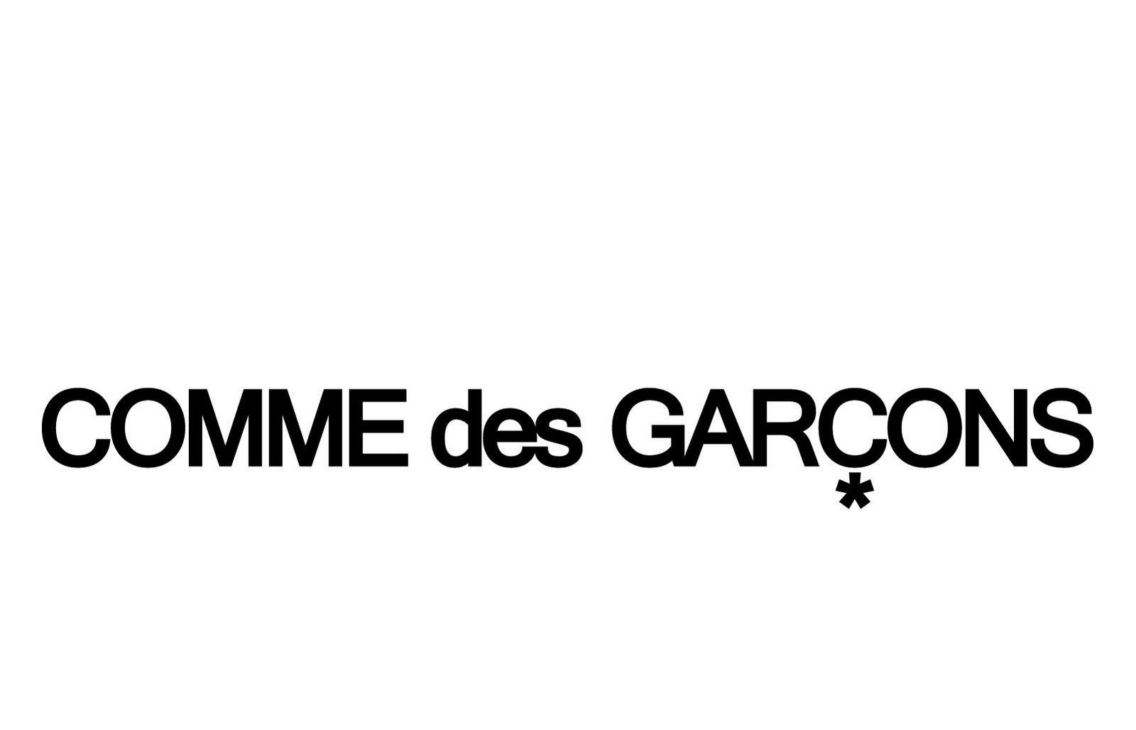 logo_Comme des Garcons
